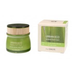 The SAEM Urban Eco Harakeke Fresh Cream Nawilżający krem do