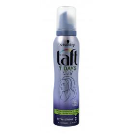 Schwarzkopf Taft 7Days Pianka do włosów Volume extra mocna 150ml
