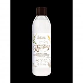 BARWA Naturalna Szampon do włosów Ryżowy odmładzający - włosy