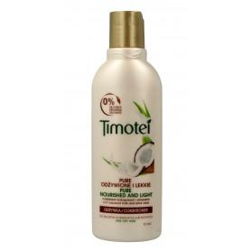 Timotei Odżywka do włosów Pure Odżywione i Lekkie - włosy