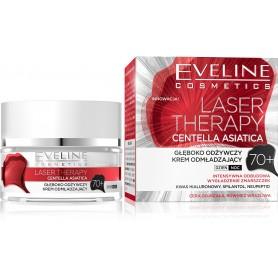 Eveline Laser Therapy Centella Asiatica 70+ Głęboko odżywczy