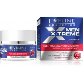 EVELINE*MEN X-TREME Krem 50ml p/zmarszcz.int.naw.