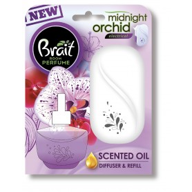 Brait Room Perfume Odświeżacz powietrza elektryczny Midnight