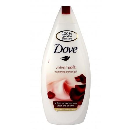 Dove Velvet Soft Żel pod prysznic 500ml