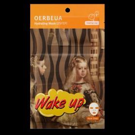Oerbeua Maseczka na płacie 2-etapowa nawilżająca Wake Up 1szt