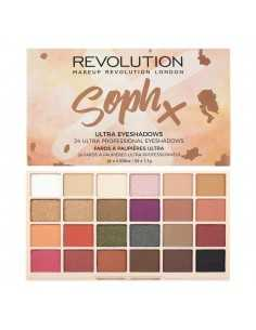 Makeup Revolution Soph X Eyeshadow Palette paleta 24 cieni do