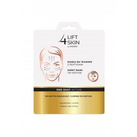 Lift 4 Skin One Shot Action Maska na tkaninie z peptydami 23ml