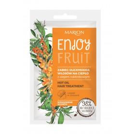 MARION*ENJOY FRUIT Zabieg olejowania włosów n/ciep