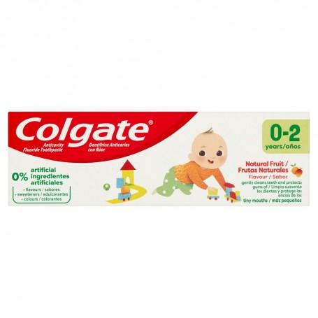 Colgate Pasta do zębów dla dzieci Naturalnie Owocowy Smak (0-2