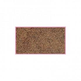 DONEGAL Brokat kosmetyczny sypki drobny - jasno brązowy (3516)