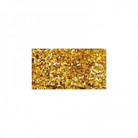 DONEGAL Brokat kosmetyczny sypki - złoty (3501-3) 3g