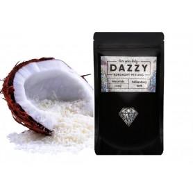 DAZZY Peeling kokosowy do twarzy i ciała - Diament 150g