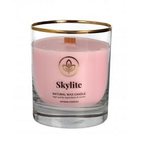ARTMAN Organic Świeca zapachowa z drewnianym knotem Skylite 1szt