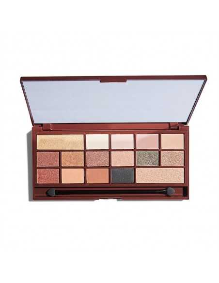 Makeup Revolution 24k Gold paleta cieni