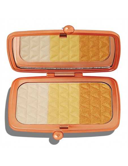 Makeup Revolution Renaissance Illuminate Gleaming Gold paleta