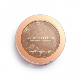 Makeup Revolution Bronzer Reloaded Spiekany Bronzer do twarzy