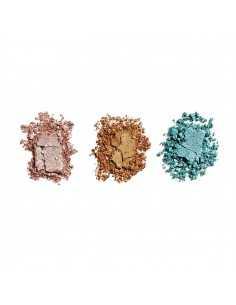 Makeup Revolution rozświetlacz Peachy Pink Kisses