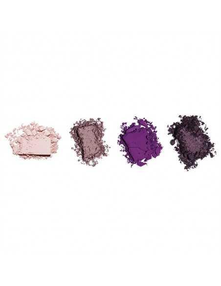 Makeup Revolution paleta cieni do powiek Violet Chocolate cienie