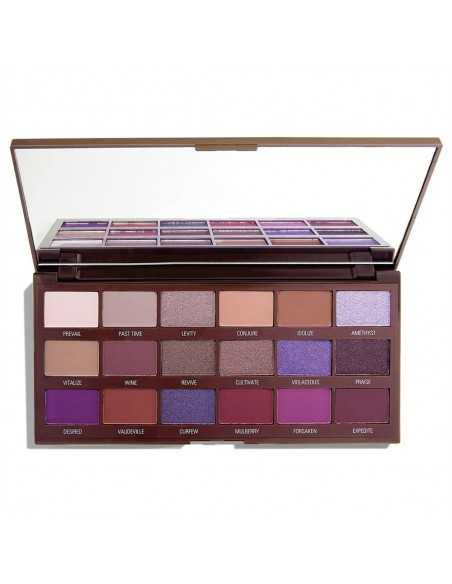 Makeup Revolution paleta cieni do powiek Violet Chocolate