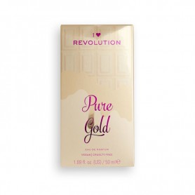 I Heart Revolution Eau de Parfum Pure Gold woda perfumowana 50ml