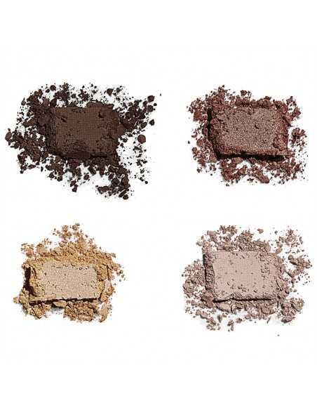 Makeup Revolution Nudes Chocolate Palette paleta cieni do powiek cienie