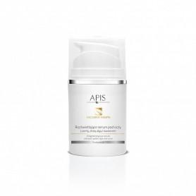 APIS Exclusive terApis rozświetlające serum z perłą, złotą algą