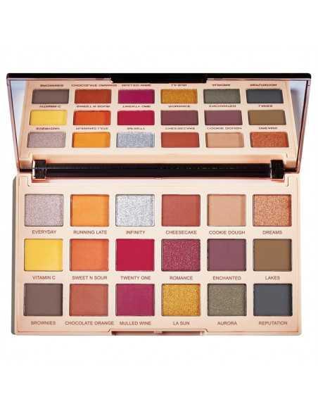 Makeup Revolution Soph X Extra Spice paleta 24 cieni do powiek