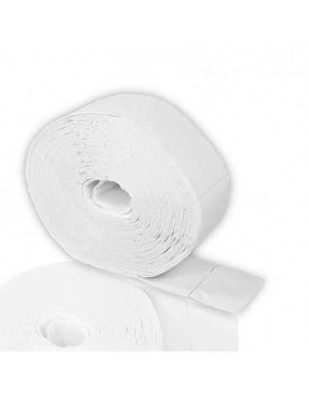 Naklejki NeoNail White&Silver A-04