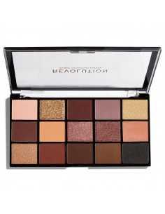 Makeup Revolution Re-Loaded Palette Velvet Rose paleta cieni