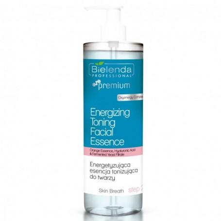 BIELENDA Skin Breath Energetyzująca esencja tonizująca do