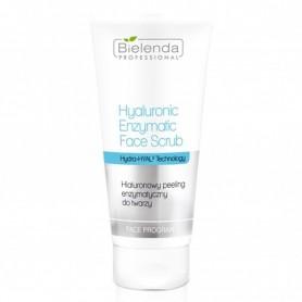BIELENDA Hialuronowy peeling enzymatyczny do twarzy 150g