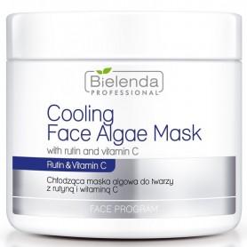 BIELENDA Chłodząca maska algowa z rutyną i witaminą C 190g
