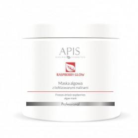 APIS Maska algowa z liofilizowanymi malinami 250g