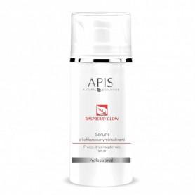 APIS Serum z liofilizowanymi malinami 100ml