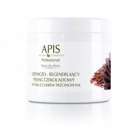 APIS Deser dla skóry odżywczo-regenerujący peeling czekoladowy