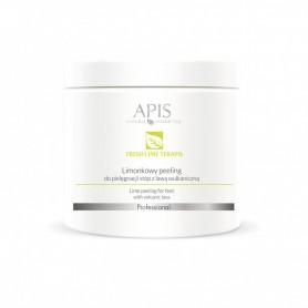 APIS Fresh Lime terApis limonkowy peeling do stóp 500g