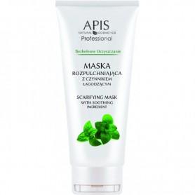 APIS Maska rozpulchniająca bezbolesne oczyszczanie 200ml