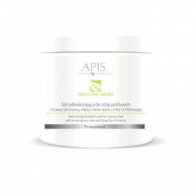 APIS Fresh Lime terApis sól do stóp potliwych z trawą cytrynową