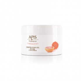 APIS Grapefruit terApis grejpfrutowa sól do rąk 250g
