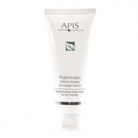 APIS Regenerująca kremo-maska do masażu twarzy 200 ml