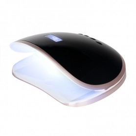 LAMPA DUAL LED UV S8 68W BLACK