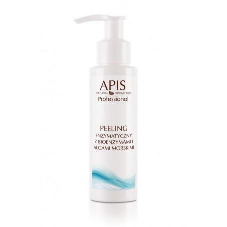 APIS Peeling enzymatyczny z bioenzymami i algami morskimi 100ml