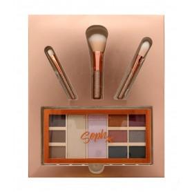 Makeup Revolution Zestaw prezentowy do makijażu Party Soph  1op.