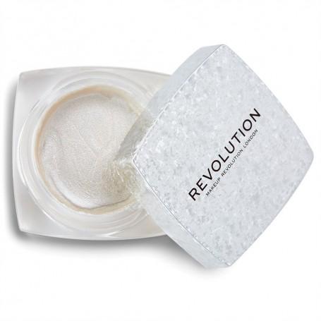 Makeup Revolution Jewel Collection Rozświetlacz do twarzy Dazzling  1szt