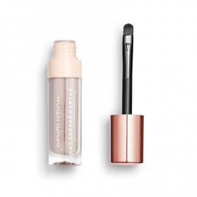 Makeup Revolution Cut Crease Canvas Baza pod cienie w płynie Illustrate Fair 1szt