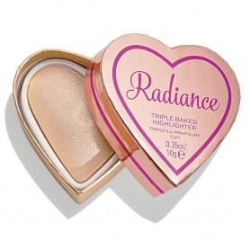 I Heart Revoluton Rozświetlacz Glow Hearts Ray of Radiance, 10 g