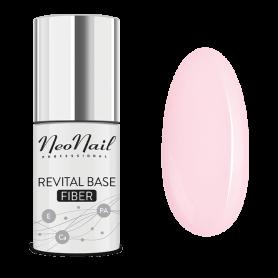 NeoNail Revital Base Fiber Rosy Blush