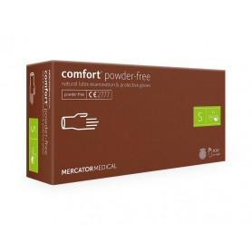 Comfort powder-free rękawiczki rozmiar S Mercator Medical