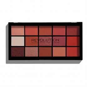 Makeup Revolution paleta cieni do powiek 115 Re-loaded Newtrals 2, 1 szt.