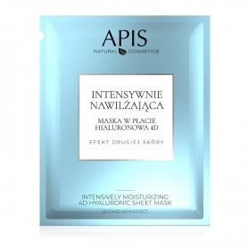 APIS Intensywnie nawilżająca maska w płacie 20g